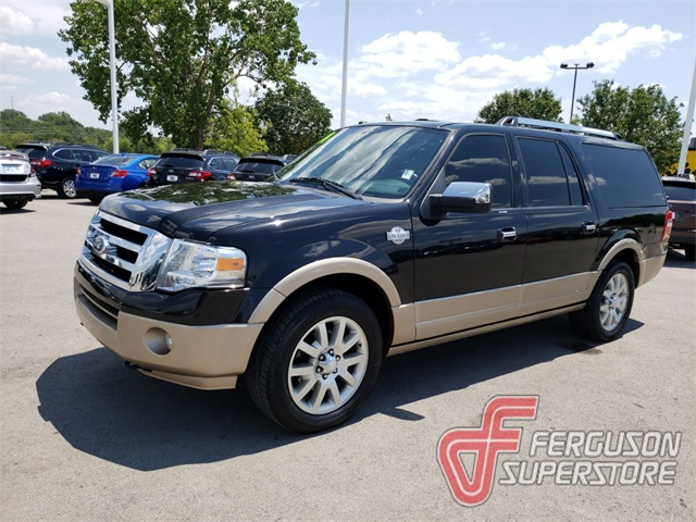King Ranch Expedition >> Pre Owned 2014 Ford Expedition El King Ranch 4wd