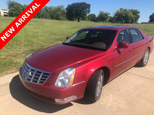 Pre Owned 2006 Cadillac Dts Luxury I 4d Sedan In Broken Arrow