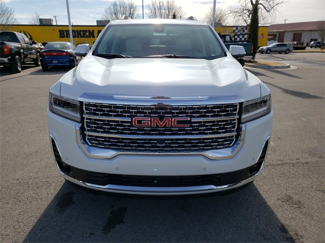 New 2020 GMC Acadia Denali