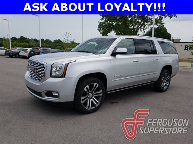 Gmc Yukon Xl Denali >> New 2019 Gmc Yukon Xl Denali 4d Sport Utility In Broken Arrow