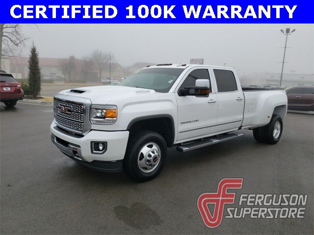 Certified Pre-Owned 2018 GMC Sierra 3500HD Denali
