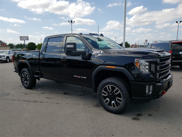 New 2020 GMC Sierra 2500HD AT4