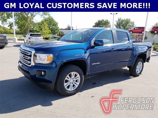 New 2019 Gmc Canyon Sle1 4d Crew Cab In Broken Arrow G90193