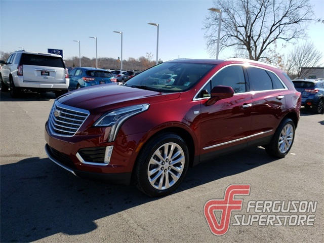 Pre-Owned 2018 Cadillac XT5 Platinum