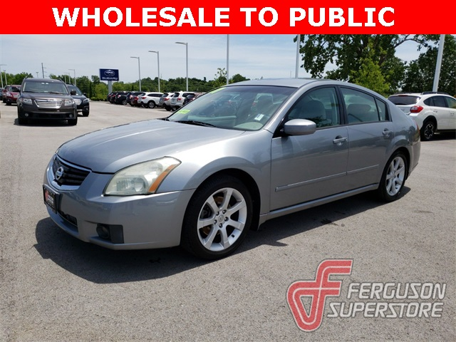 Pre-Owned 2007 Nissan Maxima 3.5 SE