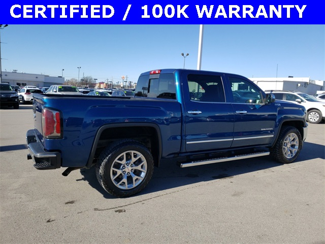 Certified Pre-Owned 2017 GMC Sierra 1500 SLT
