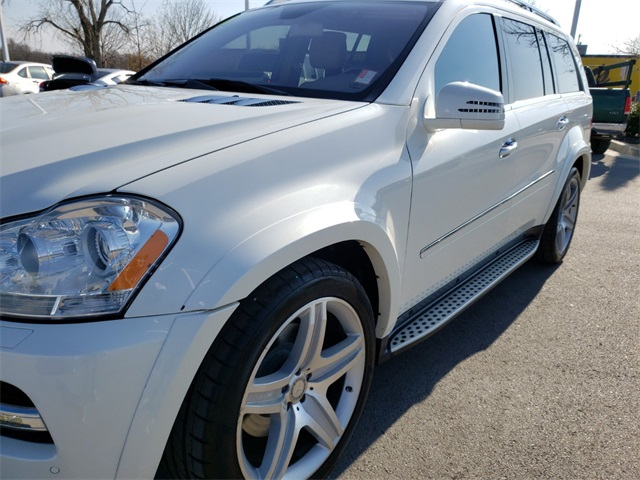 Pre-Owned 2012 Mercedes-Benz GL-Class GL 550