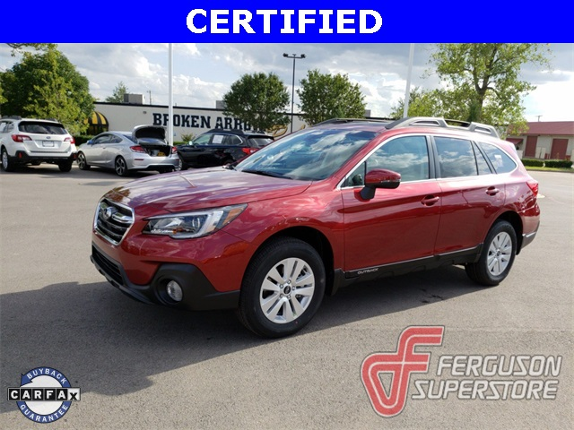 Certified Pre-Owned 2019 Subaru Outback 2 5i AWD