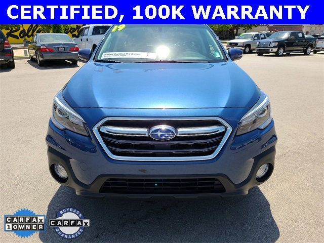 Certified Pre-Owned 2019 Subaru Outback 3.6R