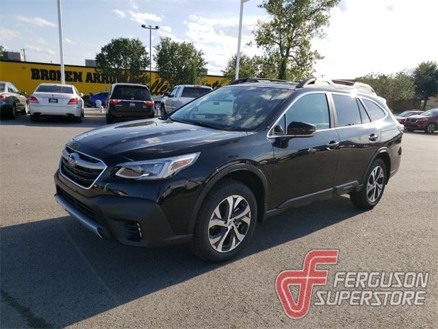 New 2020 Subaru Outback Limited