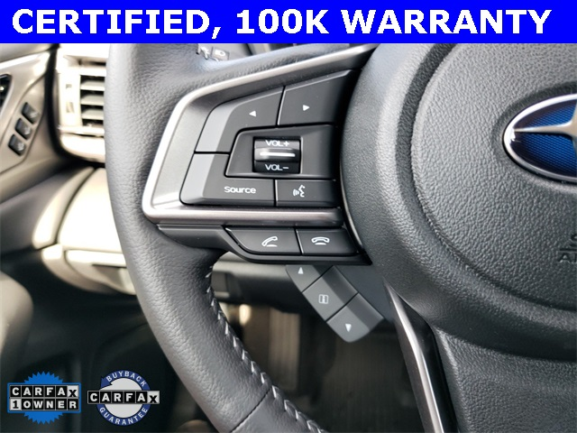 Certified Pre-Owned 2020 Subaru Outback Limited