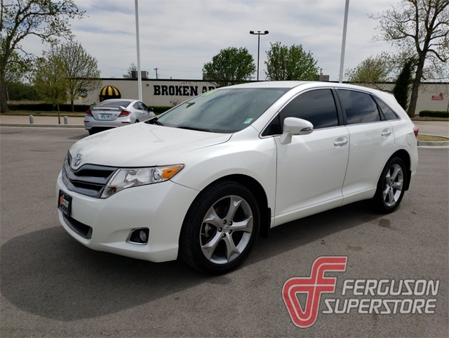 Pre-Owned 2014 Toyota Venza XLE