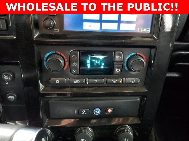 Pre-Owned 2006 Hummer H2 SUT Base