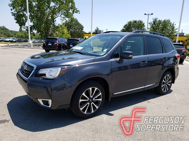 Certified Pre-Owned 2018 Subaru Forester 2 0XT Touring With Navigation & AWD