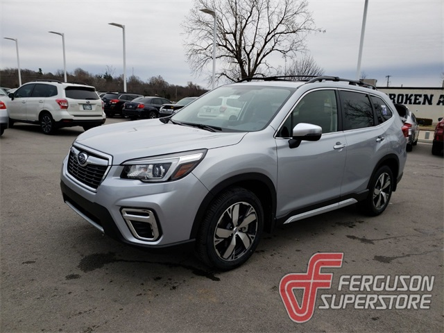 New 2019 Subaru Forester Touring 4d Sport Utility In Broken Arrow