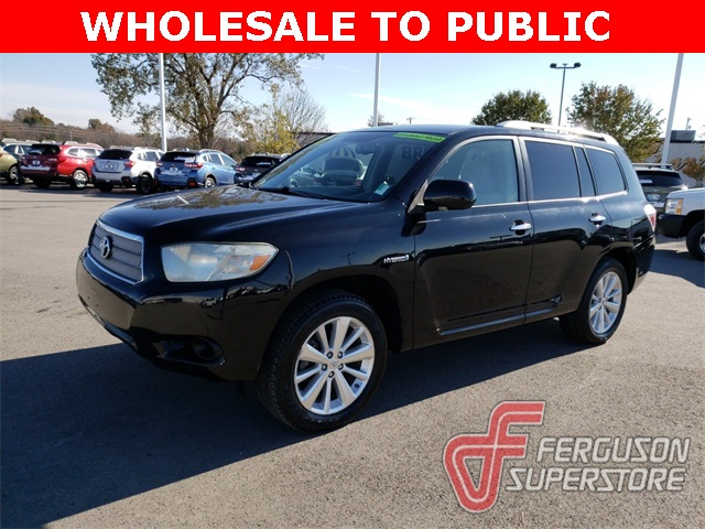 Pre Owned 2008 Toyota Highlander Hybrid Base