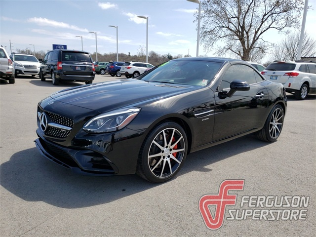 Pre-Owned 2018 Mercedes-Benz SLC SLC 43 AMG®