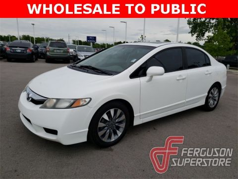 Pre-Owned 2010 Honda Civic EX-L