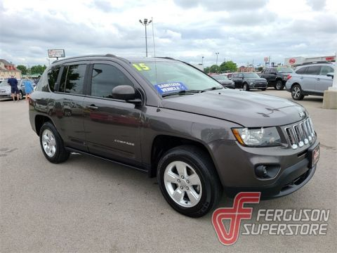 Pre-Owned 2015 Jeep Compass Sport FWD 4D Sport Utility