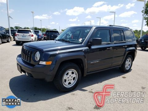 Pre-Owned 2014 Jeep Patriot Sport FWD 4D Sport Utility