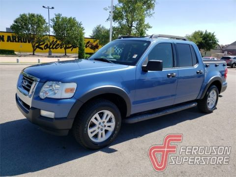 Pre-Owned 2009 Ford Explorer Sport Trac XLT