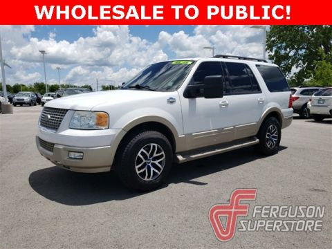 Pre-Owned 2005 Ford Expedition Eddie Bauer