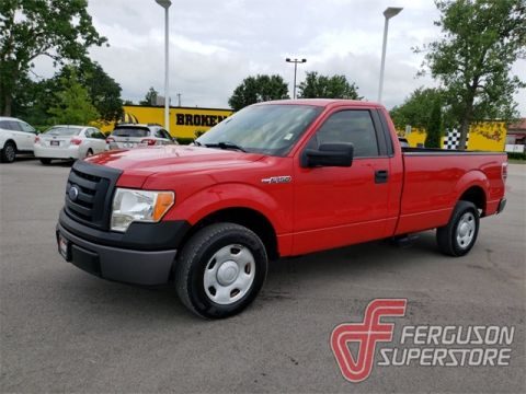 Pre-Owned 2009 Ford F-150 XL