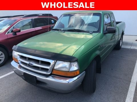 Pre-Owned 1999 Ford Ranger XL