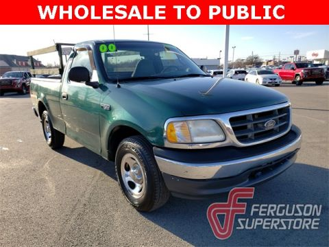Pre-Owned 2000 Ford F-150 XL RWD 2D Standard Cab