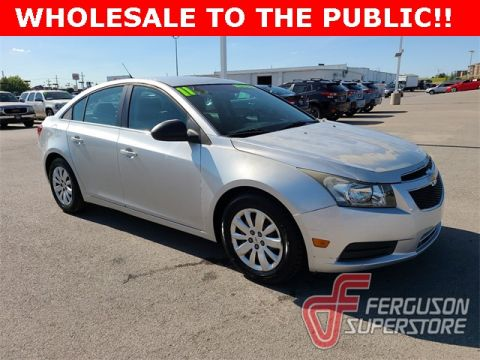Pre-Owned 2011 Chevrolet Cruze LS FWD 4D Sedan