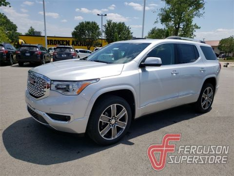 New 2019 GMC Acadia Denali With Navigation