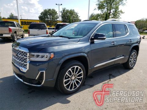 New 2020 GMC Acadia Denali With Navigation