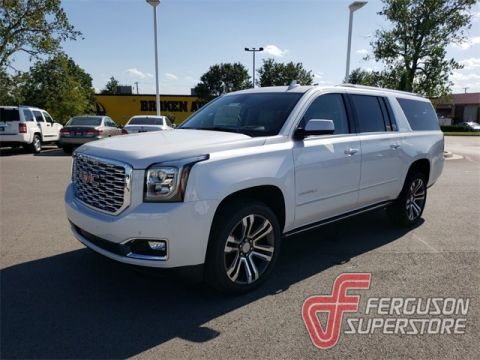 New 2020 GMC Yukon XL Denali With Navigation