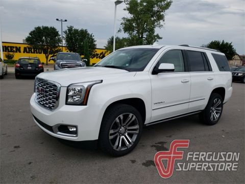 New 2020 GMC Yukon Denali With Navigation & 4WD