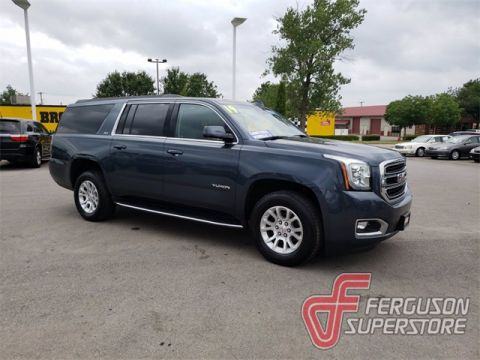 Certified Pre-Owned 2019 GMC Yukon XL SLT 4WD