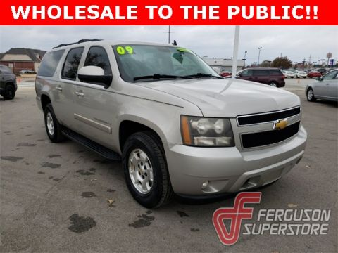 Pre-Owned 2009 Chevrolet Suburban 1500 LT RWD 4D Sport Utility