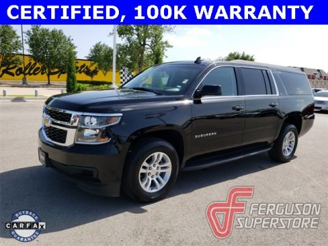 Certified Pre-Owned 2019 Chevrolet Suburban LT 4WD