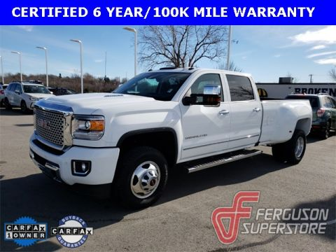 Certified Pre-Owned 2016 GMC Sierra 3500HD Denali