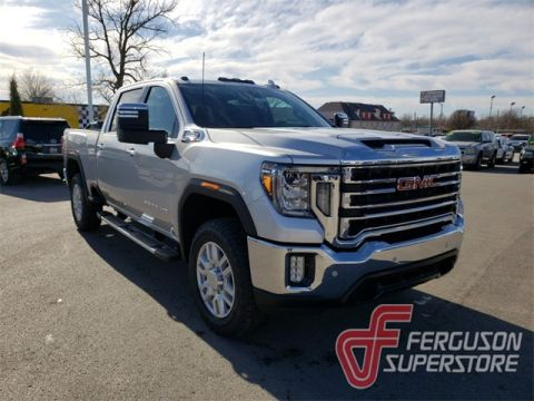 New 2020 GMC Sierra 2500HD SLT 4WD
