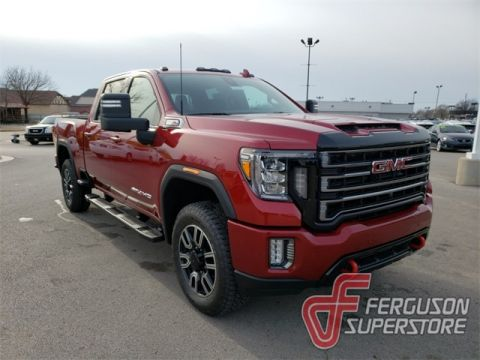 New 2020 GMC Sierra 2500HD AT4 4WD
