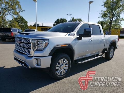 New 2020 GMC Sierra 2500HD Denali With Navigation & 4WD