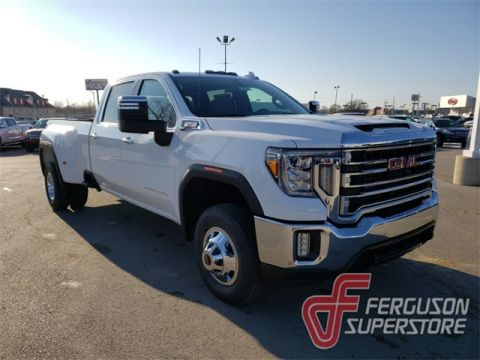 New 2020 GMC Sierra 3500HD SLT 4WD