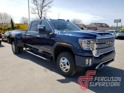 New 2020 GMC Sierra 3500HD Denali With Navigation & 4WD