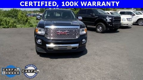 Certified Pre-Owned 2017 GMC Canyon Denali 4WD