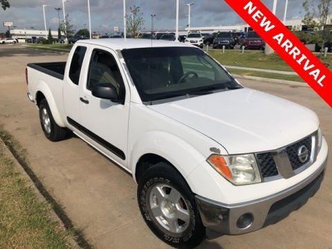 Pre-Owned 2006 Nissan Frontier
