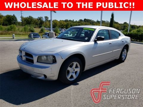 Pre-Owned 2009 Dodge Charger SE RWD 4D Sedan