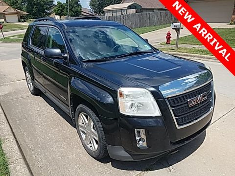 Pre-Owned 2011 GMC Terrain SLT-1 FWD 4D Sport Utility