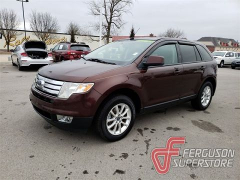 Pre-Owned 2010 Ford Edge SEL