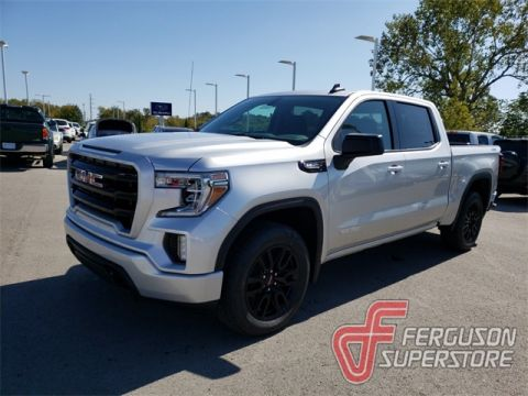 New 2020 GMC Sierra 1500 Elevation 4WD