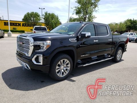 New 2019 GMC Sierra 1500 Denali With Navigation & 4WD